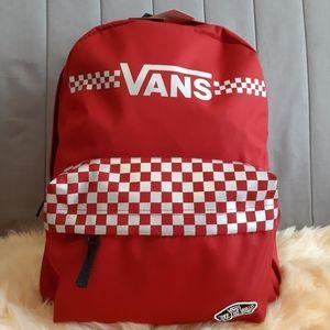 Vans Backpack NWT